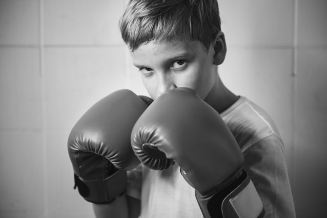 Best age to start kickboxing lessons for kids