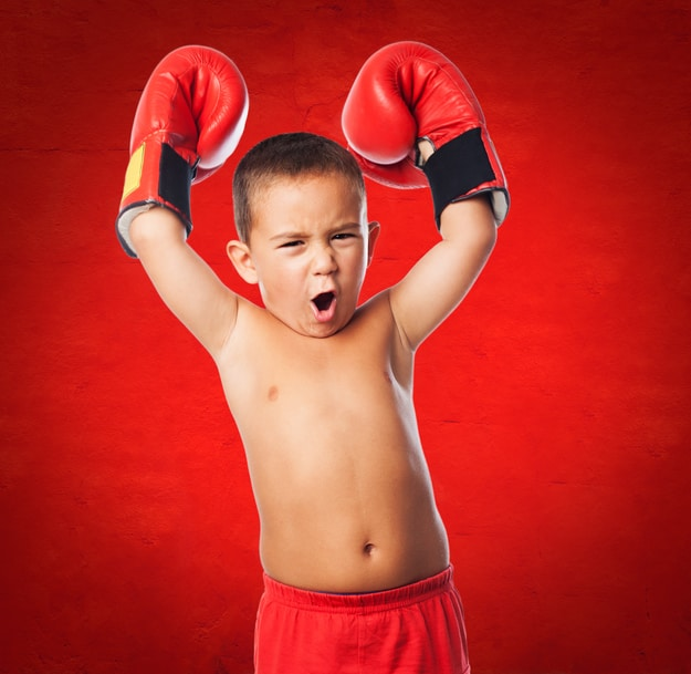 Kickboxing for kids