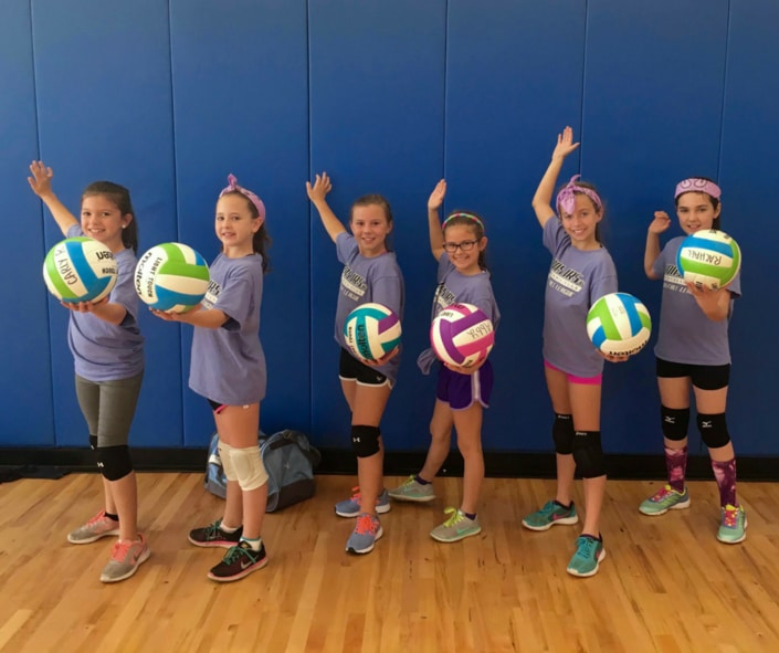 volleyball for kids