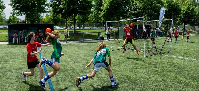 Handball for kids