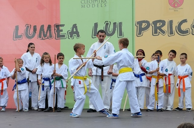 Best age to start Karate classes for kids