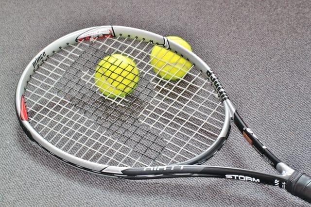أسعار أدوات التنس