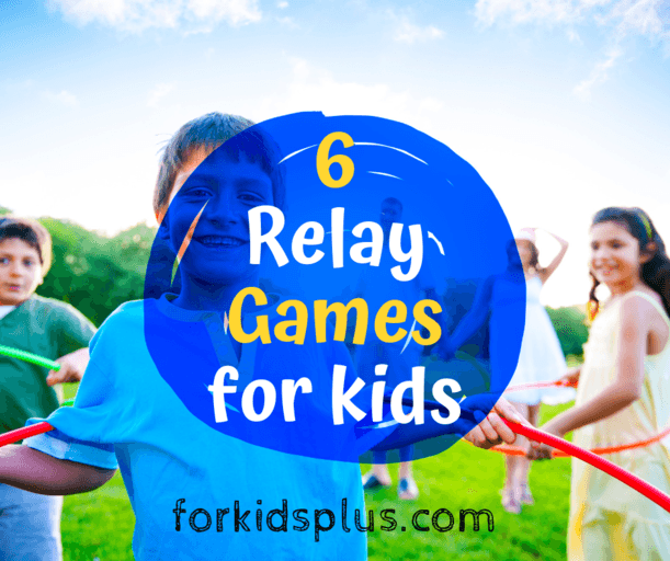 Relay games for kids